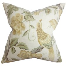<strong>The Pillow Collection</strong> Iselin Floral Pillow