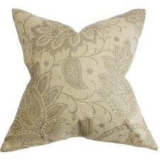 <strong>The Pillow Collection</strong> Eroica Floral Pillow