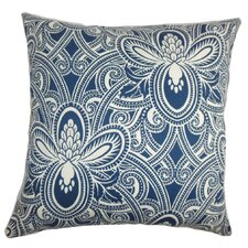 <strong>The Pillow Collection</strong> Rastus Floral Outdoor Pillow