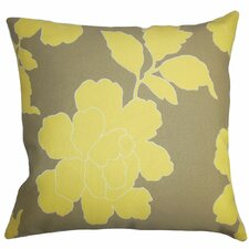 Verda Floral Outdoor Pillow