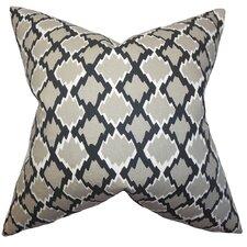 Welcome Geometric Throw Pillow