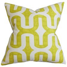 <strong>The Pillow Collection</strong> Jaslene Geometric Pillow