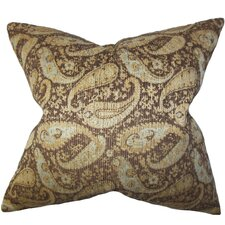 Jewel Paisley Pillow