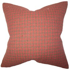 <strong>The Pillow Collection</strong> Kosma Plaid Pillow