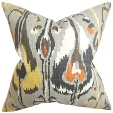 Gudrun Ikat Pillow