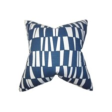 Iker Geometric Throw Pillow
