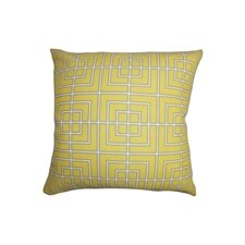 <strong>The Pillow Collection</strong> Sanaa Geometric Outdoor Pillow