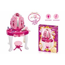 Make Up Princess Vanity Set with Mirror