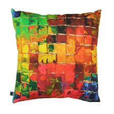 Mosaic Printed Cushion