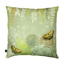 Butterfly Floral Cushion