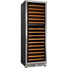 168 Bottle Dual Zone Wine Refrigerator