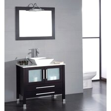 Juniper Single Bathroom Vanity Set