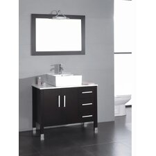 "<strong>Cambridge Plumbing</strong> Dogwood 40""  Bathroom Vanity Set"
