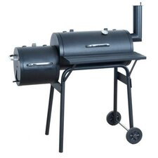Tennessee Offset Smoker Grill