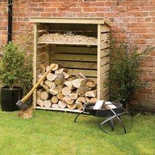 Small Log Shelve