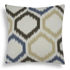Trellis Cotton Decorative Pillow