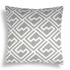 Maze Cotton Decorative Pillow