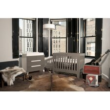 <strong>bloom</strong> Alma Papa 2 Piece Nursery Crib Set