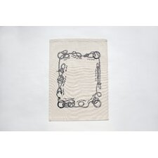 Sailor Knots Tea Towel