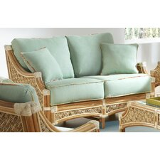 <strong>Spice Islands Wicker</strong> Mauna Loa Loveseat