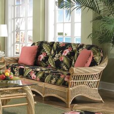 <strong>Spice Islands Wicker</strong> Maui Twist Sofa