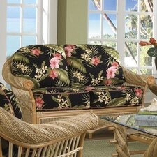 <strong>Spice Islands Wicker</strong> Maui Twist Loveseat