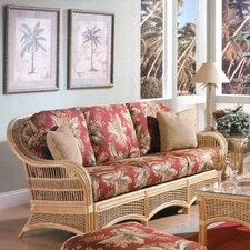 <strong>Spice Islands Wicker</strong> Sofa