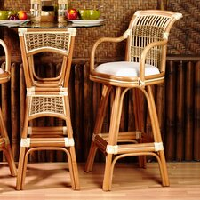 <strong>Spice Islands Wicker</strong> Bar Stool