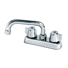 <strong>Aqueous Faucet</strong> Double Handle Centerset Laundry Faucet