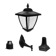 "Bayport 16"" Solar Lamp Post"