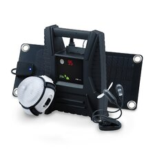 PowerPak Deluxe Solar Charging Kit