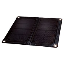 6-Watt Folding Monocrystalline Solar Panel Charger