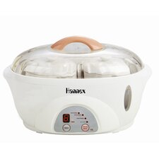 Electric Multi-Stew Cooker/Steamer Pot 2-in-1