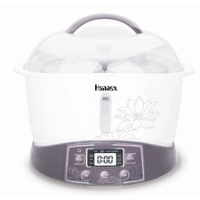 Electric Multi-Stew Cooker/Steamer Pot 3-in-1