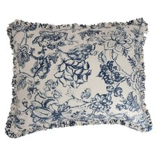 <strong>Provence Home Collection</strong> Hampton Classic Printed Euro Sham