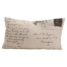 <strong>Provence Home Collection</strong> Auron Postcard Pillow