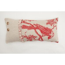 Bird Toile 3 Part Pillow