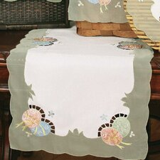 <strong>Xia Home Fashions</strong> Easter Egg Placemat (Set of 4)