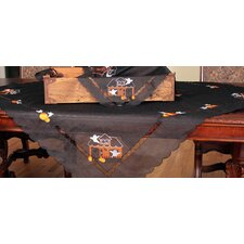 <strong>Xia Home Fashions</strong> Haunted House Dining Linens Set