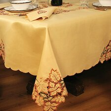 <strong>Xia Home Fashions</strong> Bountiful Leaf Dining Linens Set