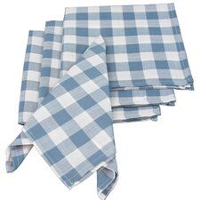 Gingham Check Napkin (Set of 4)