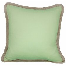 Classic Jute Linen and Cotton Pillow