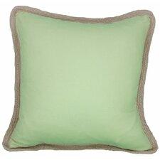 Classic Jute Linen and Cotton Pillow