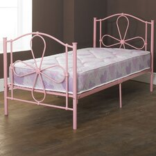 Aiyshah Single Metal Bed Frame