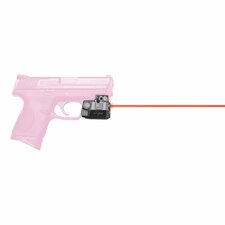 Universal Sub-Compact Red Laser with Tactical Light