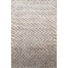 Soho Silk Modern Grey Area Rug
