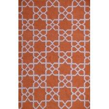 Sahara Rust/Beige Rug