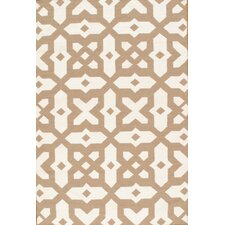 <strong>Pasargad</strong> Sahara Ivory/Light Brown Rug