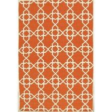 Sahara Rust/Ivory Rug