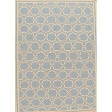 Sahara Light Blue/Ivory Rug